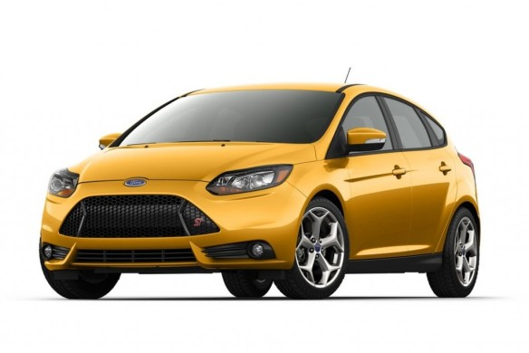 2015 Ford Focus -ST