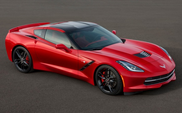 2014 Cheverolet -Corvette Stingray