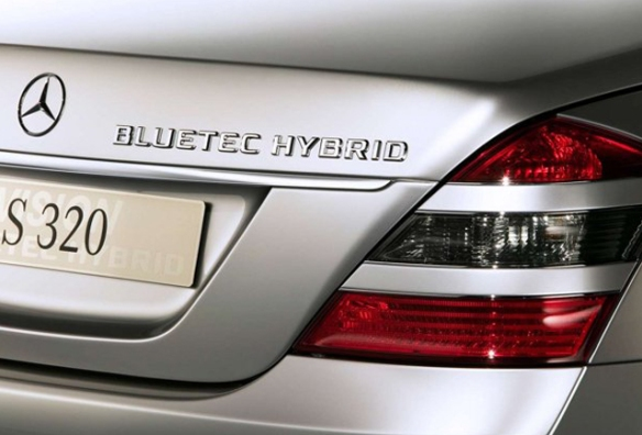 New Electric Hybrid